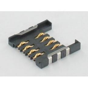 SIM Card Socket with Card Holder