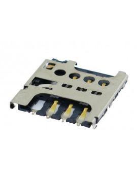 115I Series-Micro SIM Card Socket-Push-Pull Type