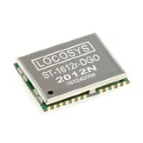 ST-1612r-DG0 Multi-constellation GNSS UDR/ADR  module (vehicle speed from odometer)