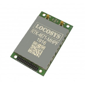 RTK-4671-MHPF Dual frequency and Multi-constellation GNSS RTK