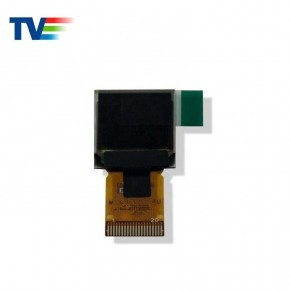 0.6 Inch 64x64 SPI Full-Color Small OLED Micro Display Module-TVO6464A-F