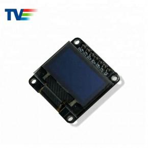 0.96 inch 128x64 I2C monochrome oled with PCB controller board Display Module-TVO12864BA-PCB