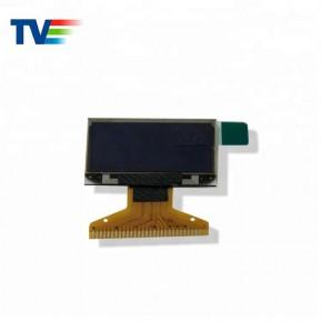 "0.96"" Inch 128x64 Small White Monochrome OLED Display Module-TVO12864B4-W"