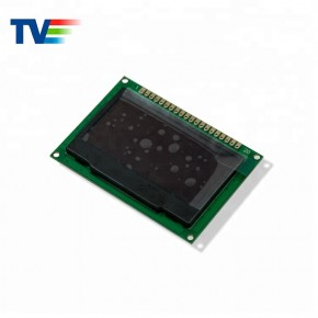 2.4 Inch 128x64 Monochrome OLED Display with PCB Controller Board/Industial Meters-TVO12864KB-PCB