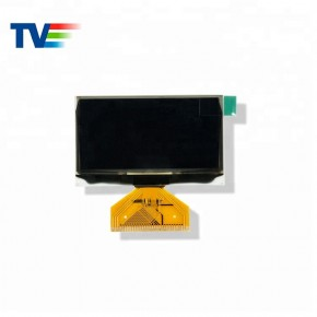 2.4 Inch 128x64 Small Monochrome OLED Micro Display- TVO12864K-Y