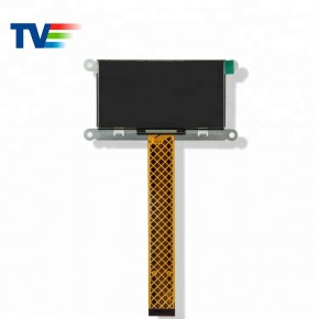 2.7 inch 128x64 Monochrome OLED Display Module LCD Screen- TVO12864M-Y