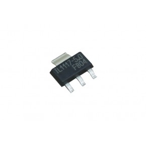 IL1117-5V-Low Drop Out Voltage Regulator - TO220