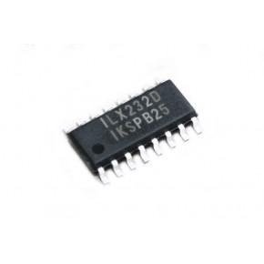 ILX232DT-Drivers/Receiver RS-232  (Vcc = 5V) SOP 16